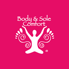 Body and Sole Comfort Logo